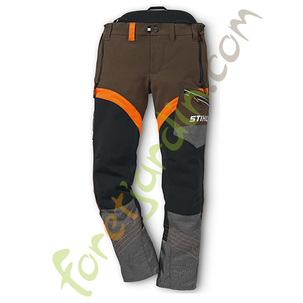 Vetement securite bucheron stihl - Pantalon de bucheron ...